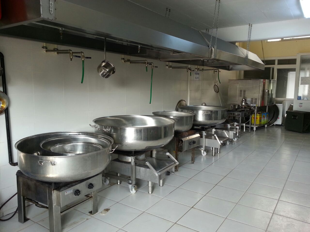 Catering kitchens kitchen equipment