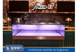 Nusret Grand Bazaar Branch Opening With Quality of S2000