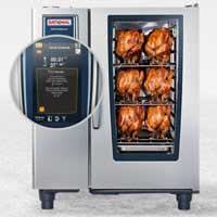 Rational SCC icooking Control