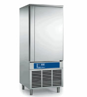 Blast CHILLER MIXED TEMPERATURE 16 GN 1/1 - 16x1/1 GN -MRDM161S