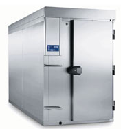 Blast CHILLER COLD ROOM MIXED TEMPERATURE 2x40 GN 1/1 - 2x40x1/1 GN -MRDMC82T